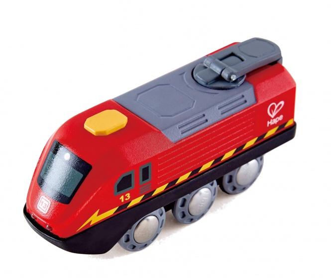 slinger aangedreven trein