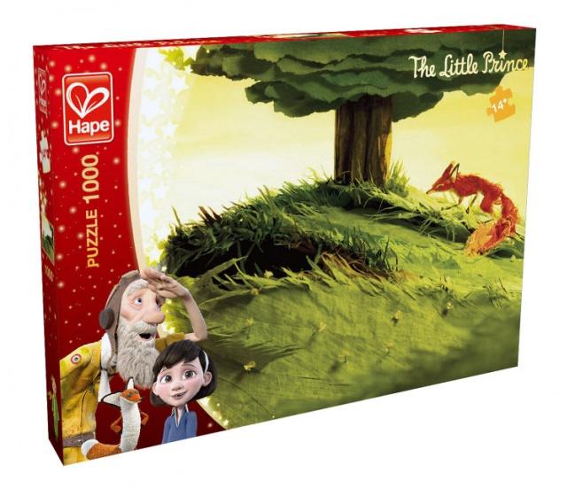 Hape legpuzzel De Kleine Prins Come and play 1000 stukjes