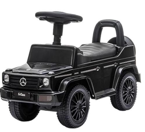 Happy Baby loopauto Mercedes Benz G350D junior 32 cm zwart