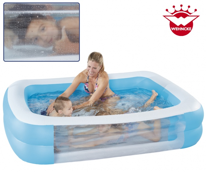 inflatable pool Wehncke Family200 x 150 x 50 cm