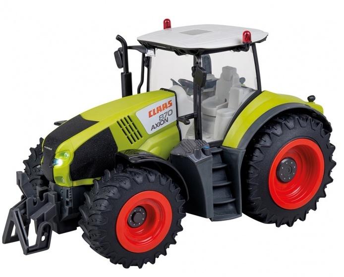 Nikko 1:16 RC functiemodel voor beginners Landbouwvoertuig Incl. batterijen