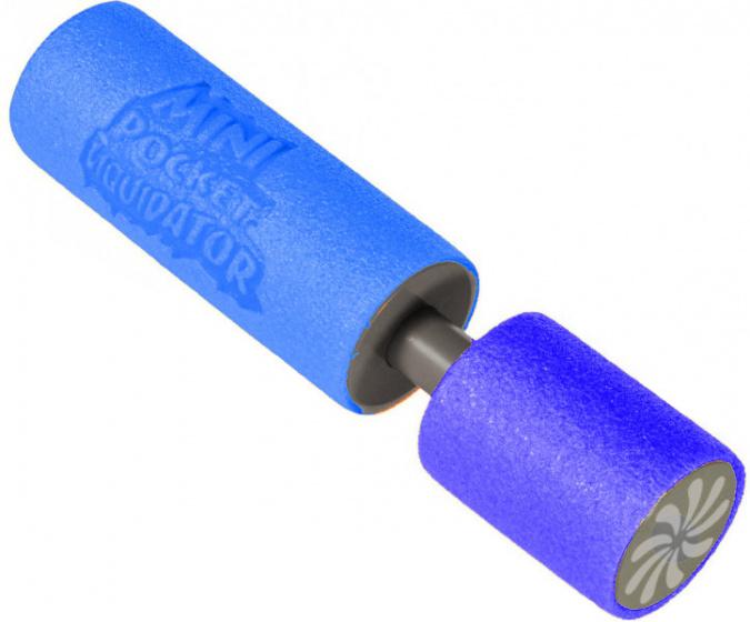 Happy People waterspuiter Shooter 15 cm blauw