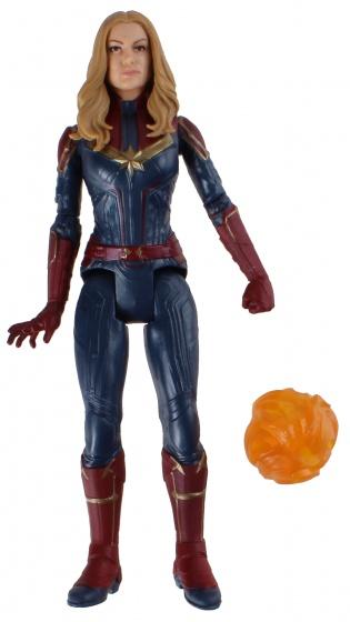 Hasbro Avengers Captain Marvel 15 cm grijs