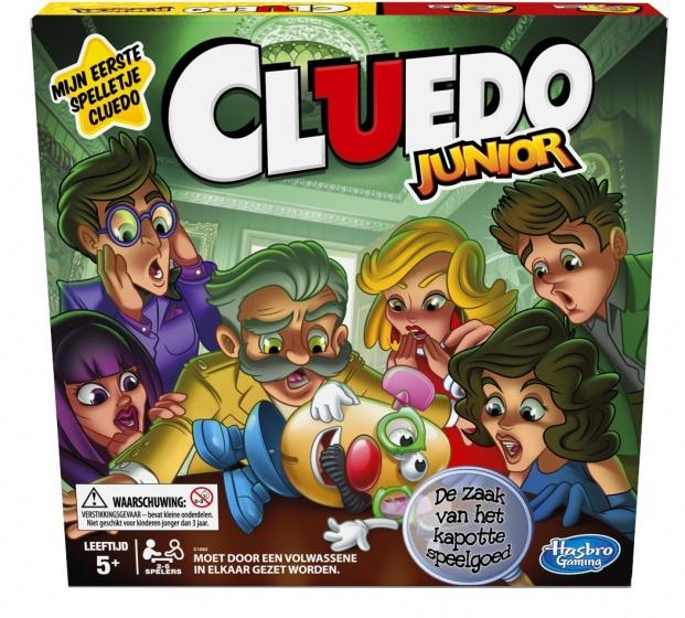 Spel Cluedo Junior Nieuw (6013568)