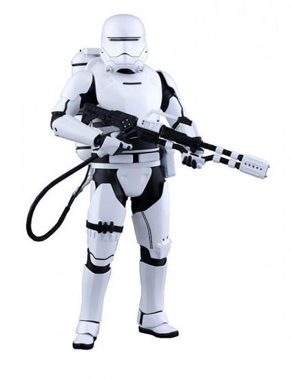 Hasbro Disney Star Wars: Actiefiguur Flametrooper 30 cm