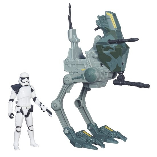 Hasbro Disney Star Wars: Episode VII Assault Walker Voertuig