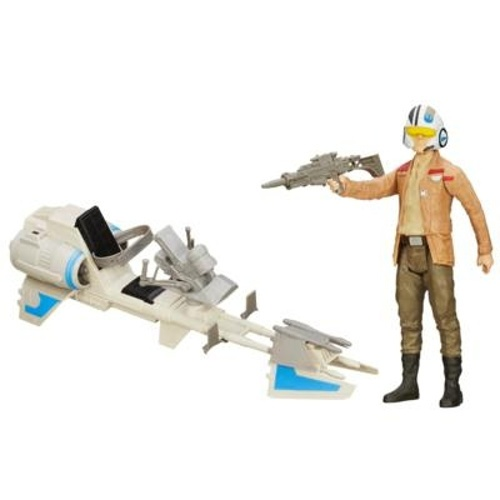 Hasbro Disney Star Wars: Episode VII Speeder Bike Voertuig