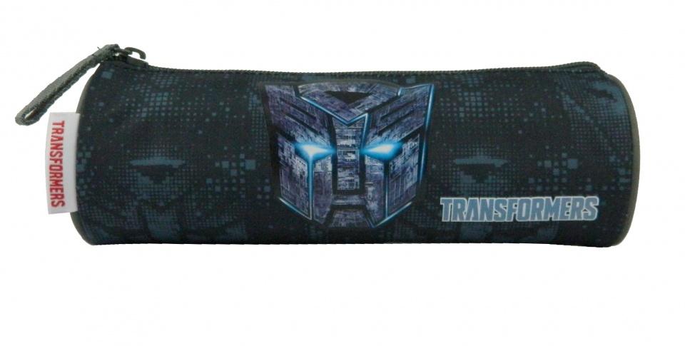 Hasbro etui Transformers 22 x 7 cm zwart
