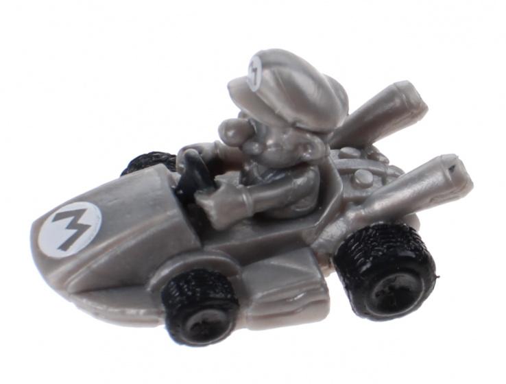 Hasbro Monopoly Gamer Mario Kart Power Packs 4 cm grijs