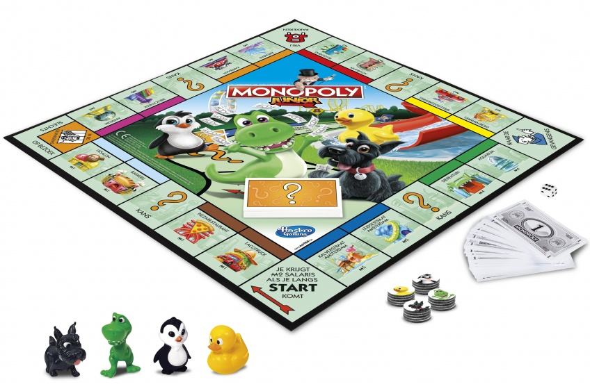 Monopoly junior (NL)
