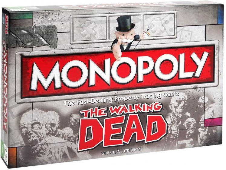 Hasbro Monopoly The Walking Dead (en)