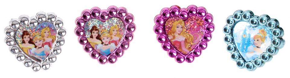 Hasbro ringen Disney Princess meisjes 15 mm 4 stuks