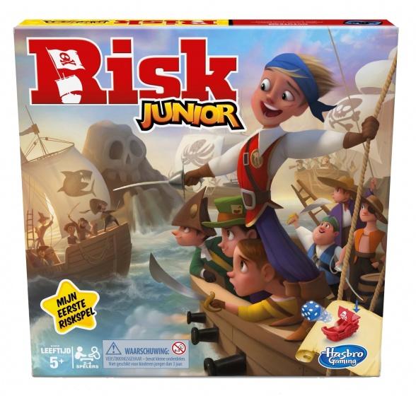 Hasbro Risk Junior bordspel