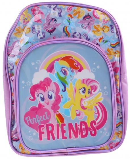 Hasbro rugtas My Little Pony paars 6 liter
