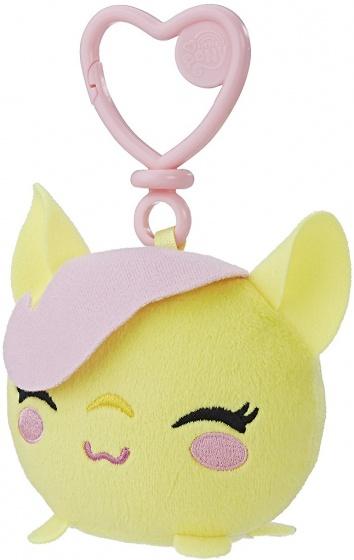 Hasbro sleutelhanger My Little Pony: Fluttershy 13 cm geel