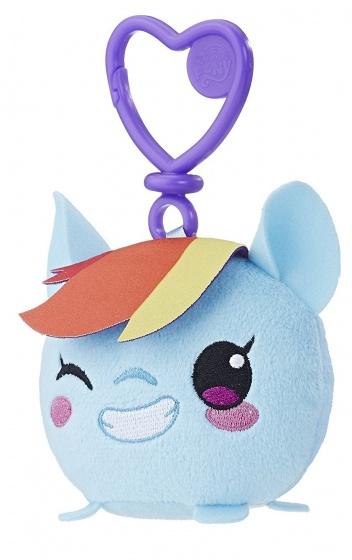 Hasbro sleutelhanger My Little Pony: Rainbow 13 cm blauw