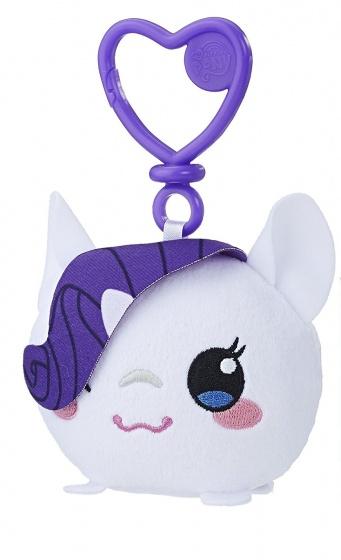 Hasbro sleutelhanger My Little Pony: Rarity 13 cm wit