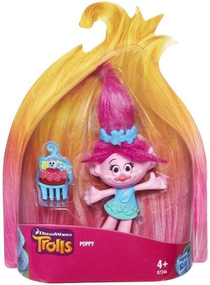 Hasbro Speelfiguur Trolls: Poppy 12 cm