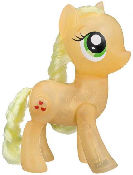 Hasbro speelset My Little Pony: Applejack 15 cm geel