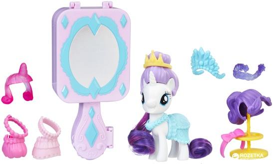 Hasbro speelset My Little Pony: Rarity 13 delig paars