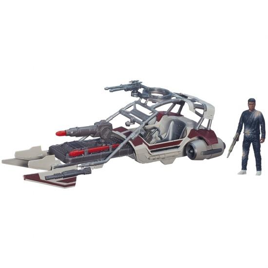 Hasbro Star Wars Desertspeeder actievoertuig