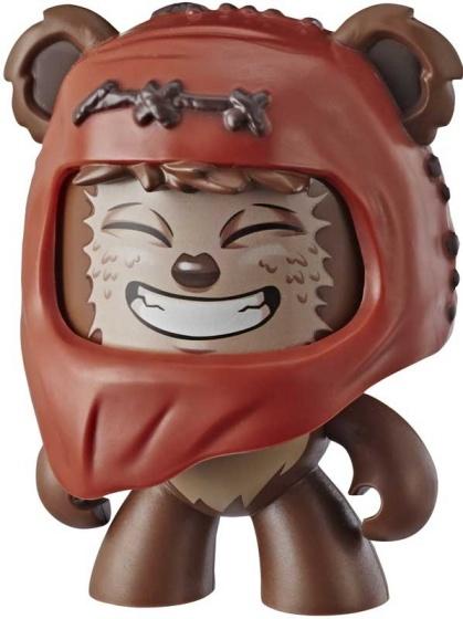 Hasbro Star Wars Mighty Muggs Wicket the Ewok 9,5 cm bruin