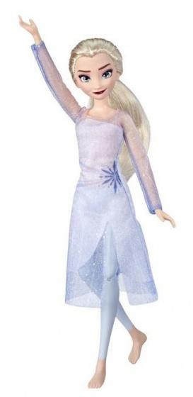 Hasbro tienerpop Disney Frozen II Elsa en Nokk 26 cm blauw