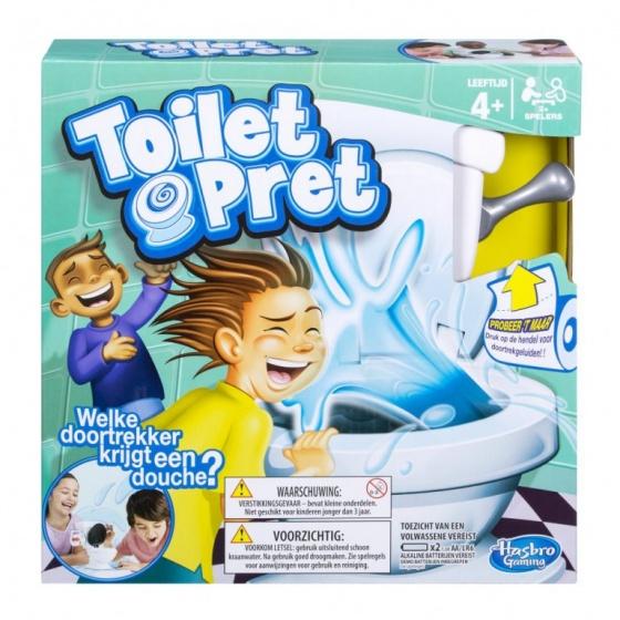 Hasbro toiletpret gezelschapsspel