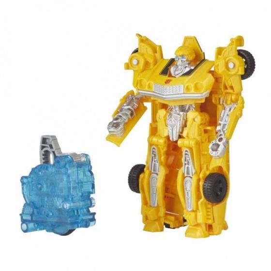 Hasbro transformer Bumblebee chevy jongens geel 15 cm