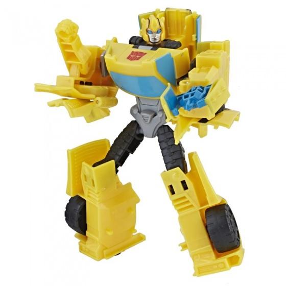 Transformers cyberverse ultimate warrior, bumblebee