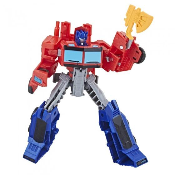 Transformers cyberverse ultimate warrior, optimus prime