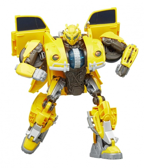 Transformers Bumblebee Power Charge Action Figure Bumblebee 25 cm