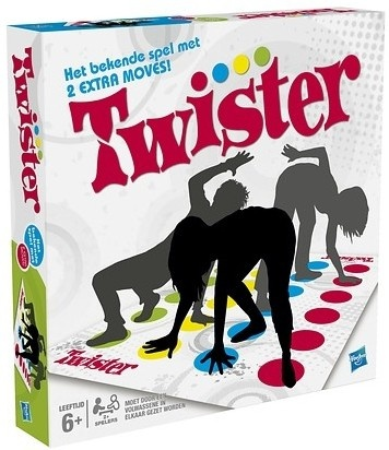 Hasbro Twister: Refresh