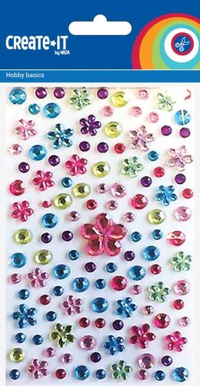 Haza Original knutselset Create It Flower Mix 150 stuks