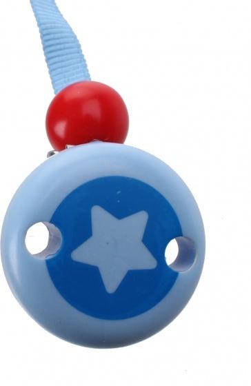 Heimess fopspeenketting blauw ster 21,5 cm kopen