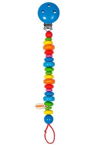 Heimess Fopspeenketting Gekleurde Linzen 21cm