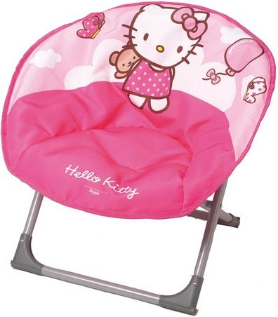 Hello Kitty Campingstoel meisjes roze 53 x 56 x 43 cm