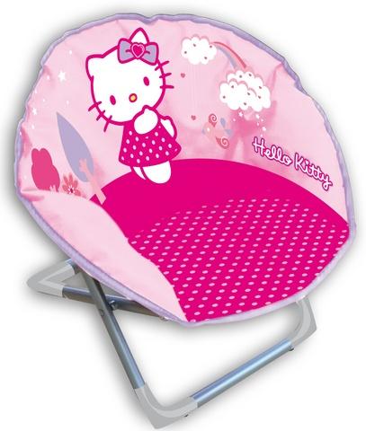 Hello Kitty Campingstoel meisjes roze/paars 53 x 56 x 43 cm