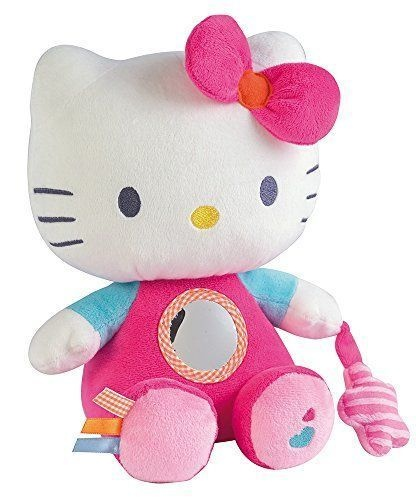 Hello Kitty Knuffel Baby Tonic Activit meisjes roze 23 cm