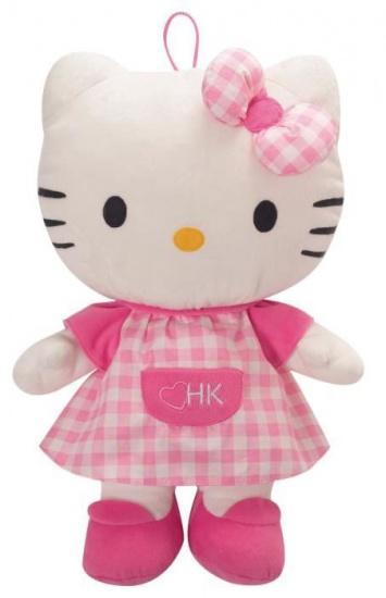 Hello Kitty Knuffel House Pyjama meisjes roze 40 cm