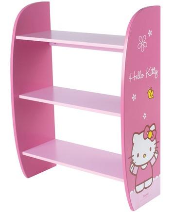 Hello Kitty Opbergkast roze meisjes 52,7 x 23,1 x 70 cm