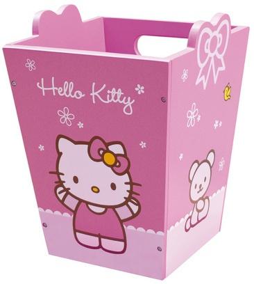 Hello Kitty Prullenbak Roze Meisjes 28 X 20 Cm