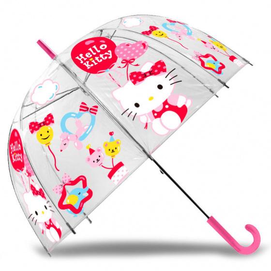 Hello Kitty paraplu meisjes 48 cm polyester