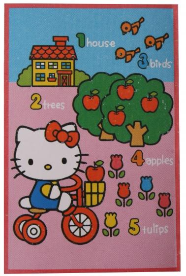 Hello Kitty Speelkleed Garden roze meisjes 120 x 80 cm