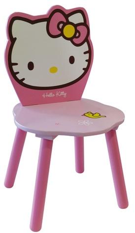 Hello Kitty Stoel meisjes roze 35 x 30 x 59,5 cm