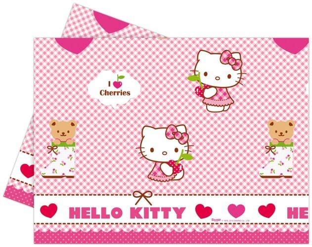 Hello Kitty Tafelkleed 120 X 180 cm