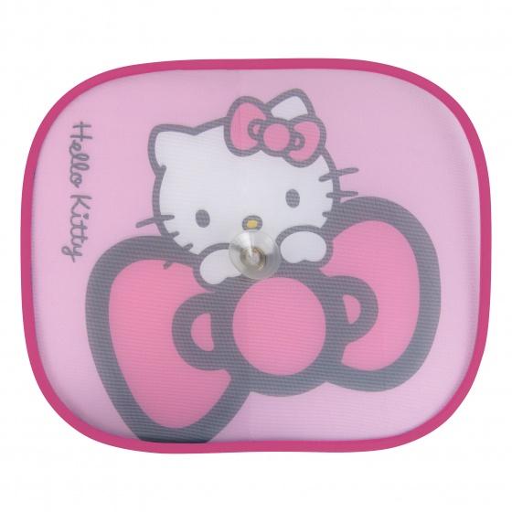 Hello Kitty zonneschermen 44 x 36 cm roze kopen