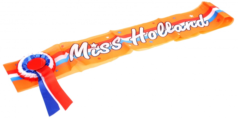 Holland House Sjerp Miss Holland 85 cm oranje