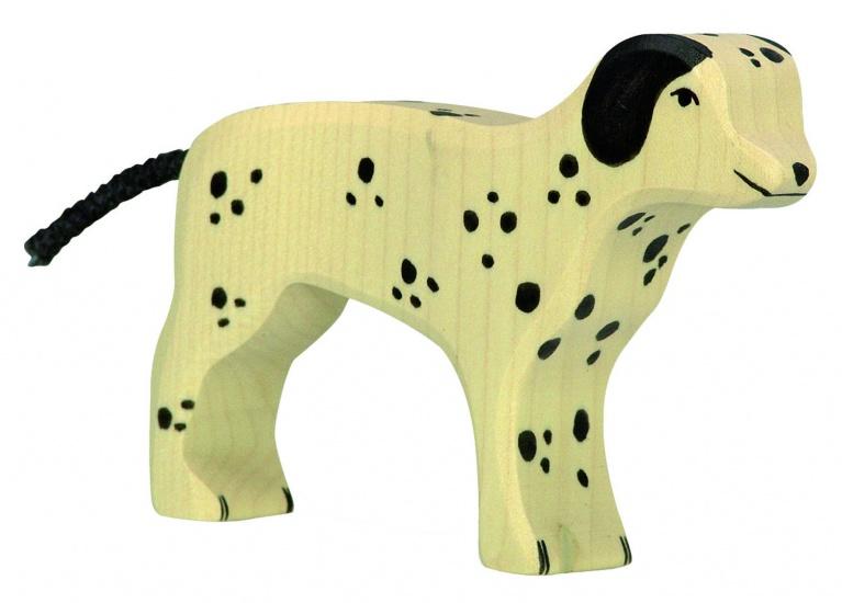 Holztiger Houten Boerderij: Dalmatiër