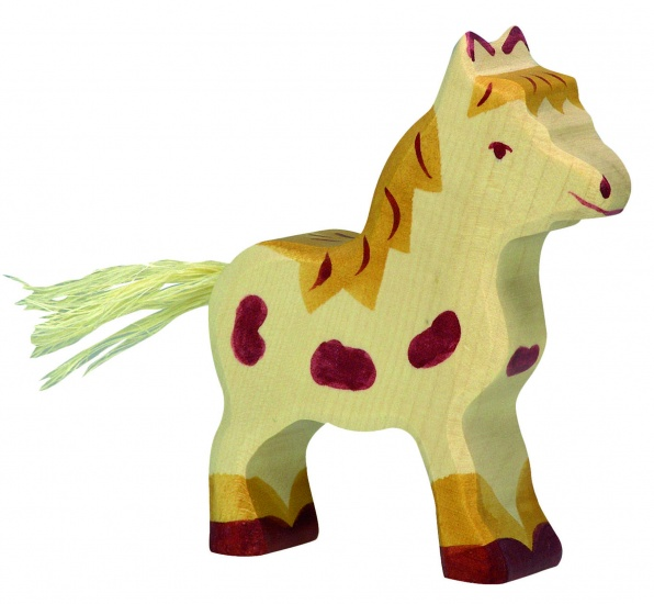 Holztiger Houten Boerderij: Kleine Pony